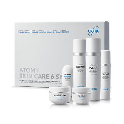 Skin Care 6 System Set